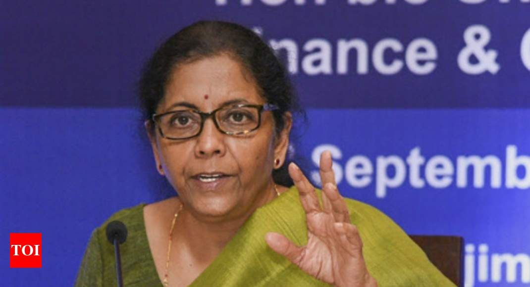 Corporate tax relief will not eat into government expenditure: Nirmala Sitharaman -