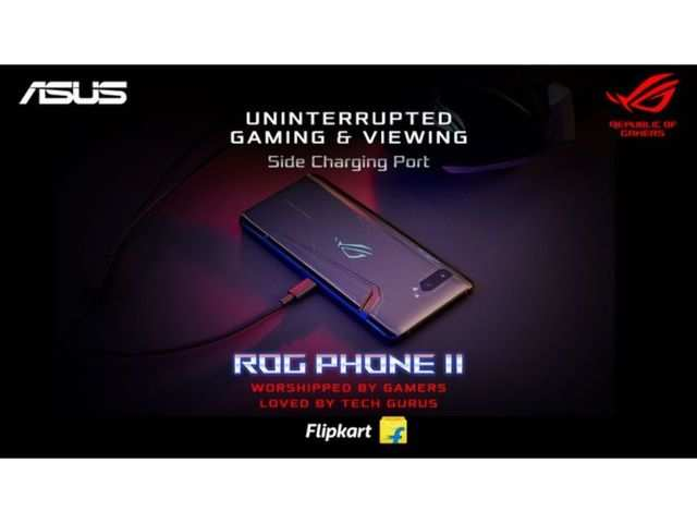 Asus ROG Phone II launch in India today: How to watch the livestream