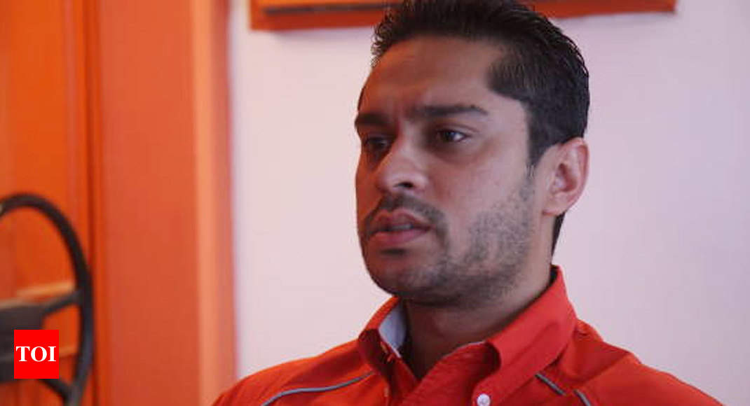 Gaurav Gill, co-driver booked for Jodhpur accident