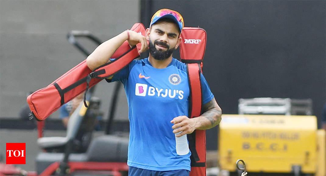 Virat Kohli's mantra heading into T20 World Cup: No risk, no gain