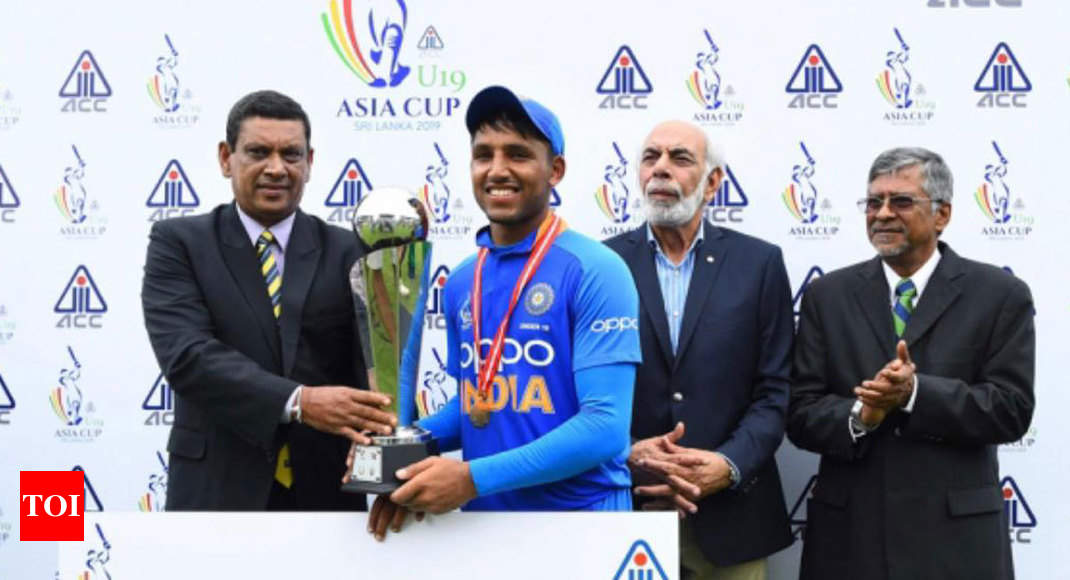 Dhruv Jurel: The Kargil war veteran's son who captained India to the U-19 Asia Cup title