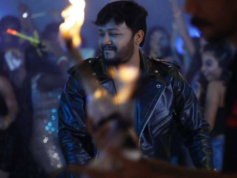 Ganesh grooves to Party Maadu from Geetha