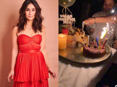 Kareena Kapoor Khan's healthy birthday celebration had a lot of desserts and sweets!