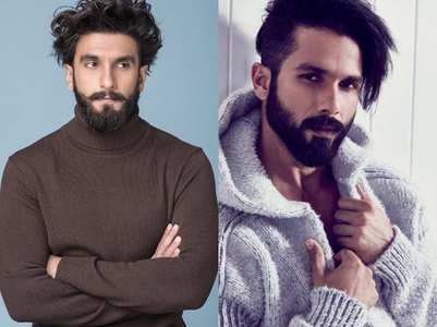 Want a neat beard like Ranveer and Shahid?