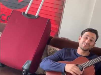 Kunal sings 'Tu Pyar...and its hilarious!