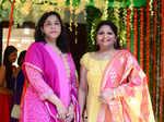 Neelima Mishra and Asha