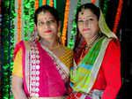 Rashmi and Bhawana