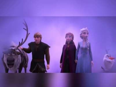 Watch the new 'Frozen 2' trailer here!