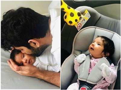 Barun Sobti shares pic of his baby girl