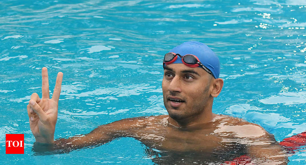 Top Indian swimmers eye Olympic berths