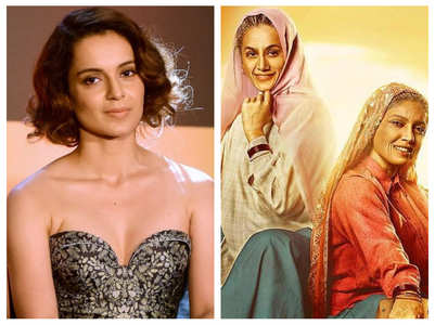 Rangoli on Kangana refusing 'Saand Ki Aankh'