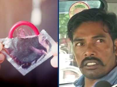 Delhi cab drivers being penalised for not carrying condoms. Wait, what?