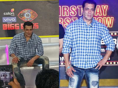 BB 13: 7 moments from Salman's show launch