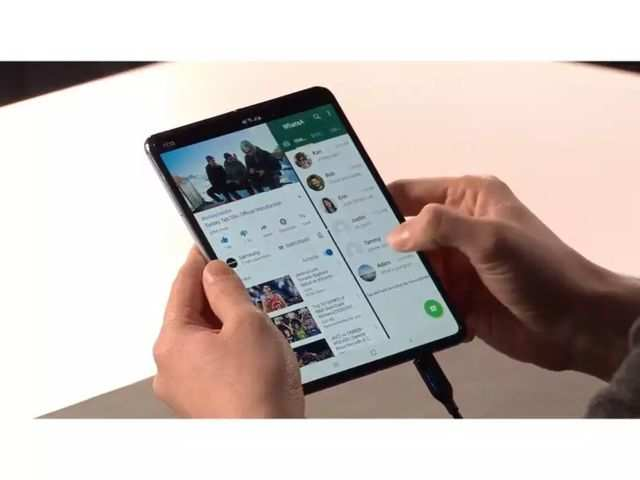 Samsung Galaxy Fold to launch in India on October 1