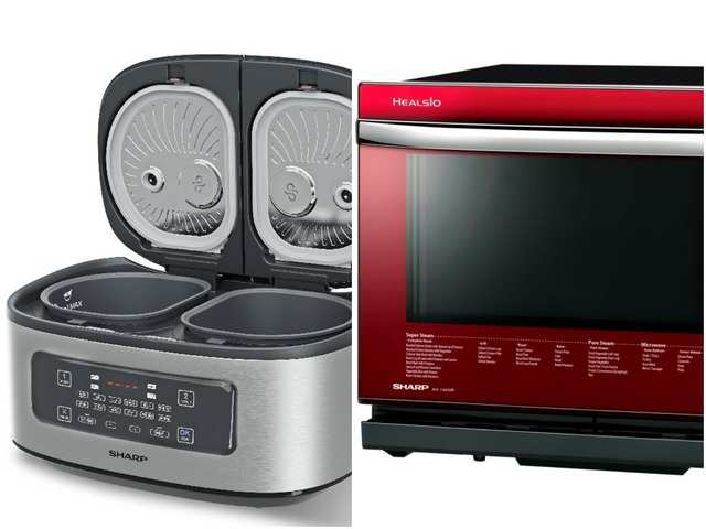Sharp debuts smart home appliances, price starts at Rs 12,000