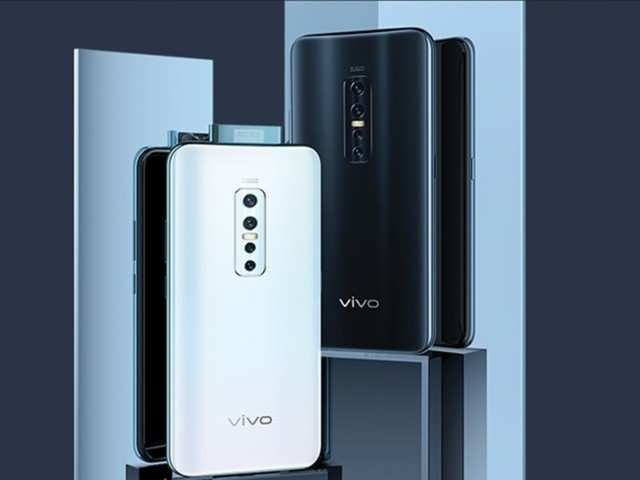 With Quad Rear Camera and Dual Pop-Up Selfie Shooter, up your smartphone photography game with vivo V17Pro