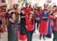 Ladies learn garba and dandiya ahead of Navratri