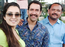 Nirahua and Aamrapali Dubey wrap the first schedule of 'Nirahua The Leader'