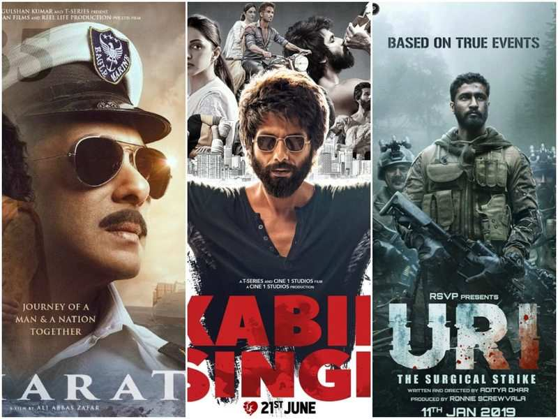 Bollywood Films See Dull Results In The Overseas Market In 2019 Salman Khan S Bharat Ranks First In Top Grossers Hindi Movie News Times Of India