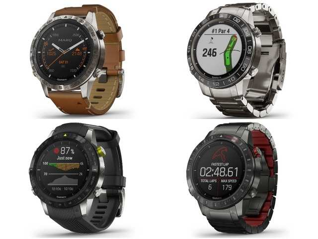 Garmin launches new Marq collection of premium luxury watches in India