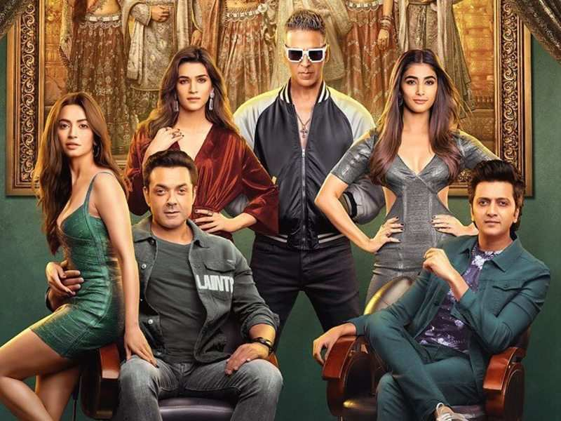 'Housefull 4': Here's a look at the previous installments of the successful comedy franchise and its box office numbers