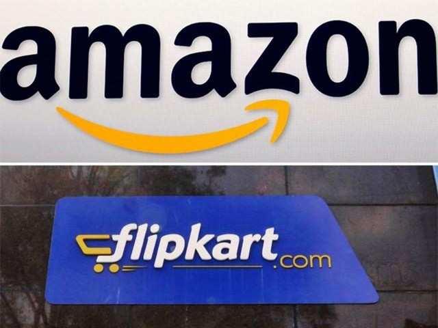 Amazon, Flipkart vie for $4.8 billion festive biz in India