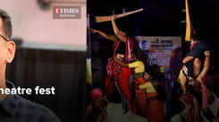 'Theruvarangu' street theatre fest goes on floors in Kochi