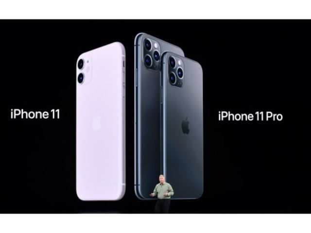 Apple iPhone 11, iPhone 11 Pro, iPhone 11 Pro Max to go on