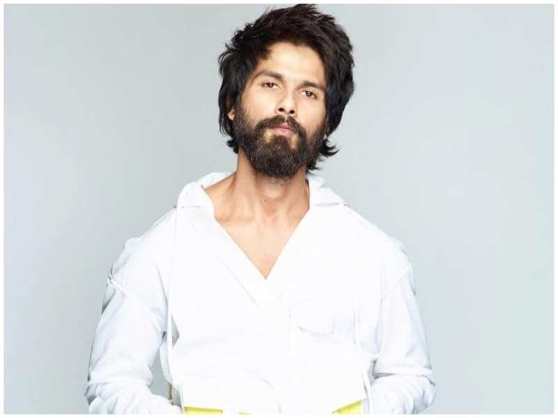 Shahid Kapoor opens up about his future projects | Hindi Movie News - Times of India