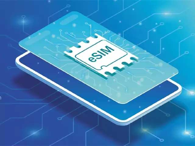 25-30% smartphones will have eSIM functionality in 3 years