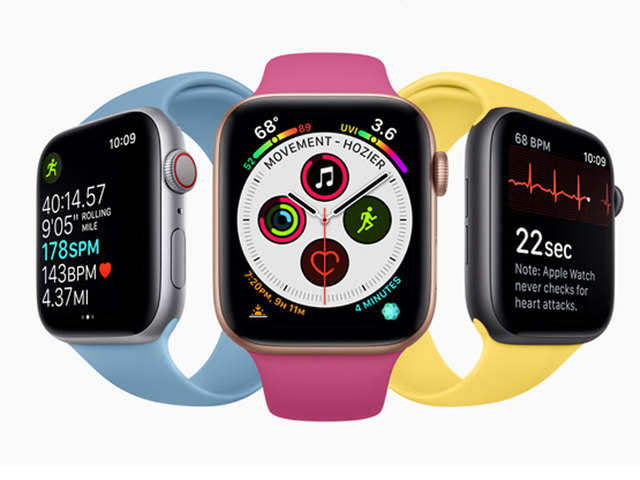 Apple Watch Series 5 goes on sale in India