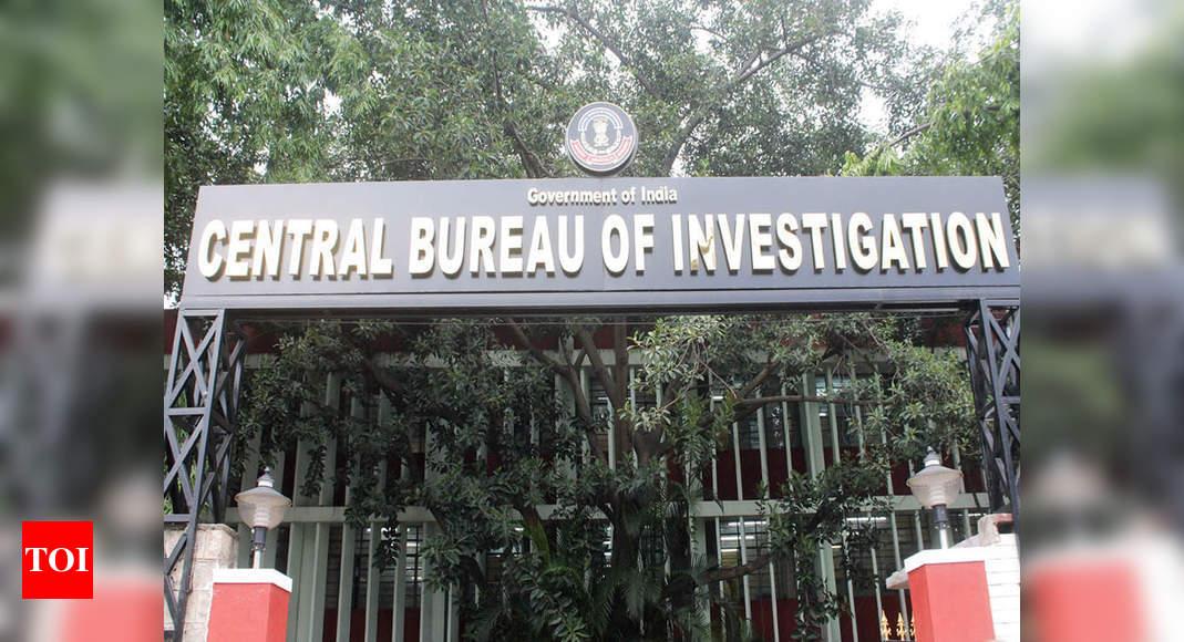 Cbi Books Former Deputy Director Of Delhi S Forensic Science Laboratory For Fudging Samples Delhi News Times Of India