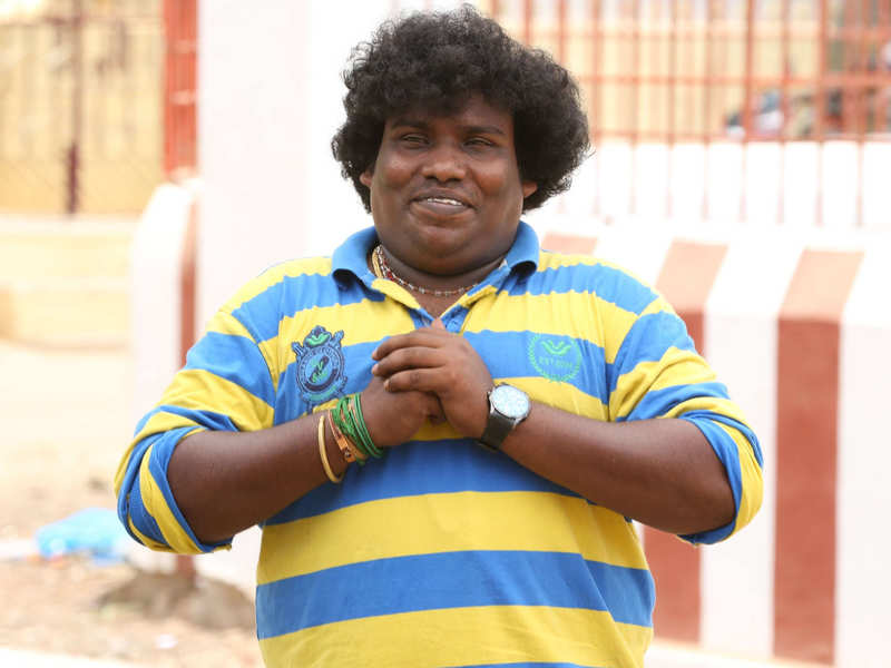 Yogi Babu has four movies lined up for release on the same day ...