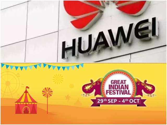 4 Huawei smartphones selling at up to Rs 30,000 discount in Amazon Great Indian Festival sale