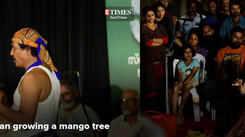 'Mango Tree magic show' thrills Kochi