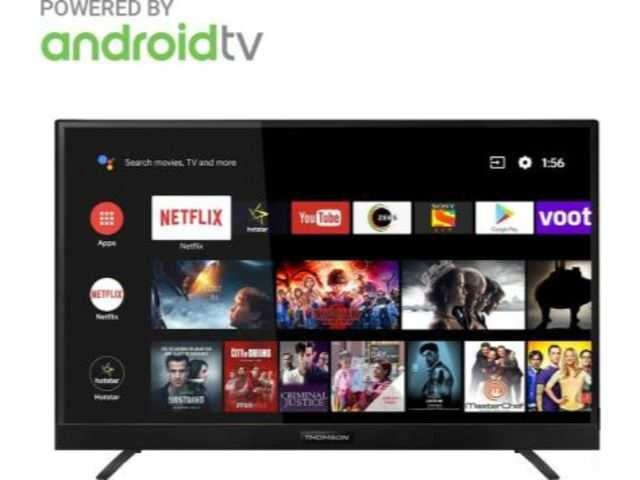 Flipkart Big Billion Day sale: Thomson TVs available starting at Rs 5,999