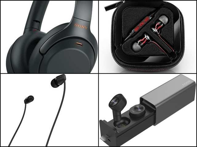 Amazon Great Indian Festival: Top deals on earphones and headphones