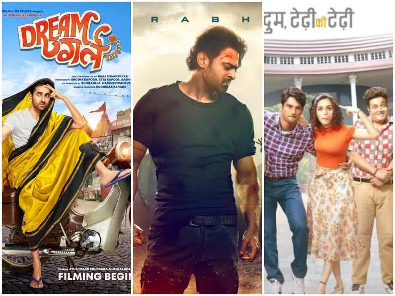 September 2019 box office report: 'Saaho', 'Chhichhore' and 'Dream Girl' success give Bollywood it's best month of the year