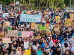 Bhumi Pednekar participates in global climate strike