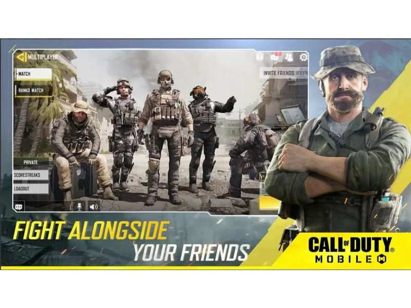 Call Of Duty Mobile To Launch Tomorrow Here S How To Play It On