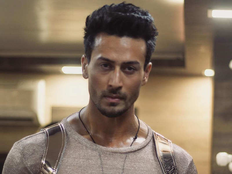 Tiger Shroff Love The Action Hero Tag Hindi Movie News Times Of India