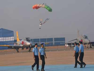 Dundigal Air Force Academy busiest pilot training hub