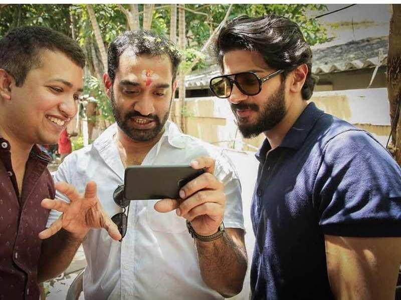 Dulquer Salmaan-Anoop Sathyan movie starts rolling