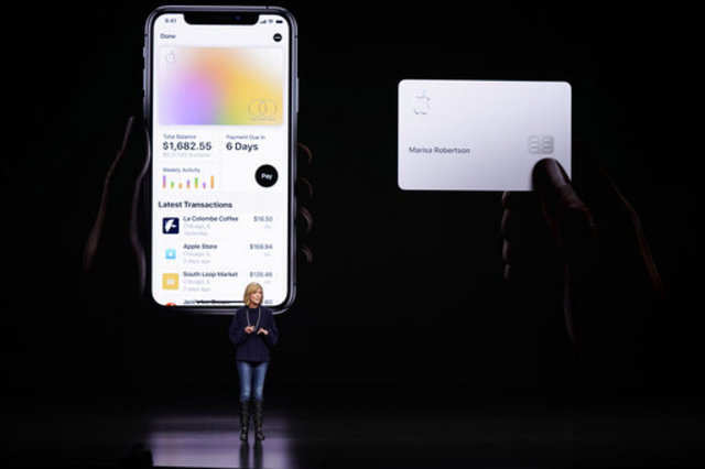 Global Apple Card in the works: Tim Cook