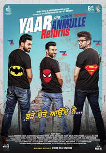 Yaar Anmulle Returns