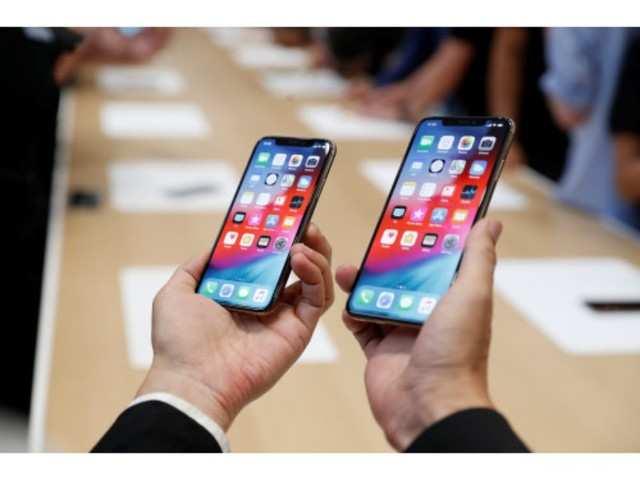 New Apple iPhones lead the way as smartphone sales buck the slowdown trend