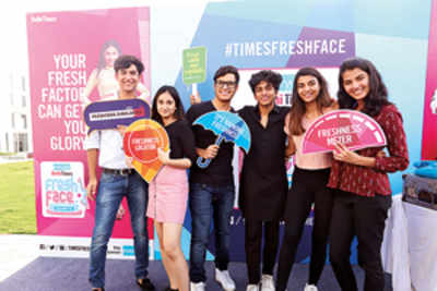 Bennett University shows off its talent at Times Fresh Face auditions