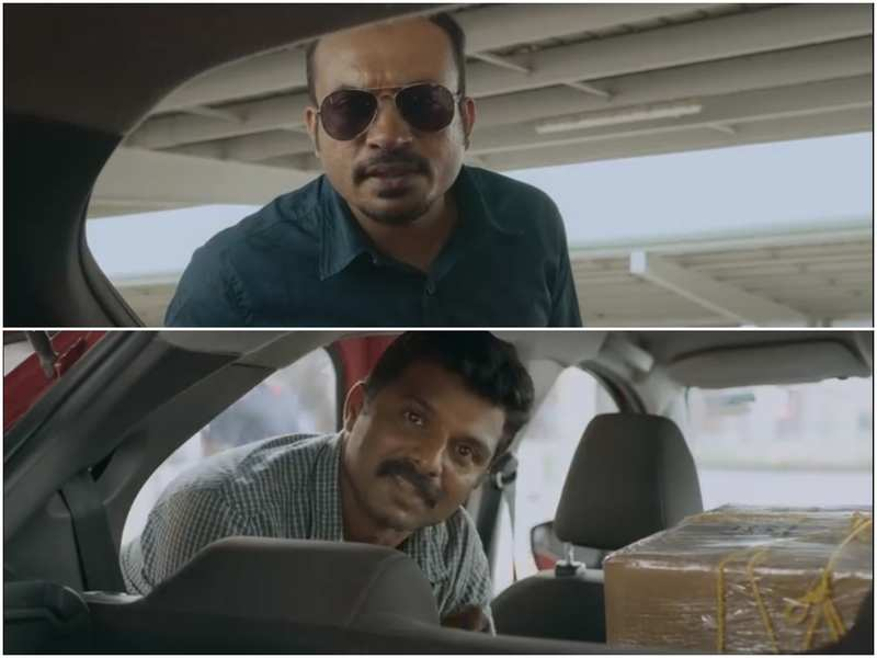 'Vikruthi' teaser: Soubin gets into a tiff with his friend!