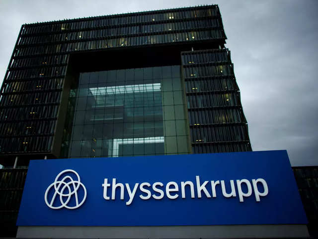 Thyssenkrupp aims to double revenue to Rs 4K-crore in next 5 years