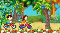 Kids Songs | Nursery Rhymes & Baby Songs 'Bengali Kid Song - Fruits And Vegetables' - Children Nursery Songs In Bengali